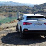 Prueba Audi Q3 Sportback trasera
