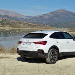 Prueba Audi Q3 Sportback perfil trasero