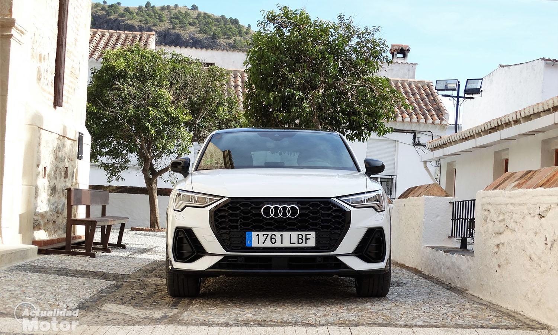 Audi Q3 Sportback frontal