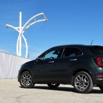 Fiat 500X Cross 1.0 120 CV lateral traser