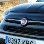 Prueba Fiat 500X Cross detalle parrilla