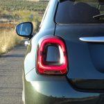 Prueba Fiat 500X Cross pilotos traseros