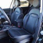 Prueba Fiat 500X Cross asientos