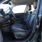 Prueba Fiat 500X Cross plazas delanteras