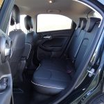 Prueba Fiat 500X Cross plazas traseras