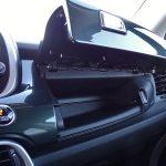 Prueba Fiat 500X Cross guantera