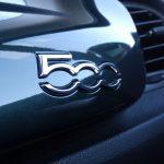 Prueba Fiat 500X Cross inscripción interior