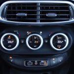 Prueba Fiat 500X Cross climatizador