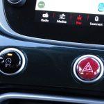 Prueba Fiat 500X Cross botones salpicadero