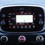 Prueba del Fiat 500X Cross pantalla infoentretenimiento