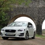 Prueba Subaru Levorg Executive Plus frontal