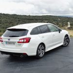 Prueba Subaru Levorg 2.0i GLP Eco-BiFuel 150 CV Executive Plus