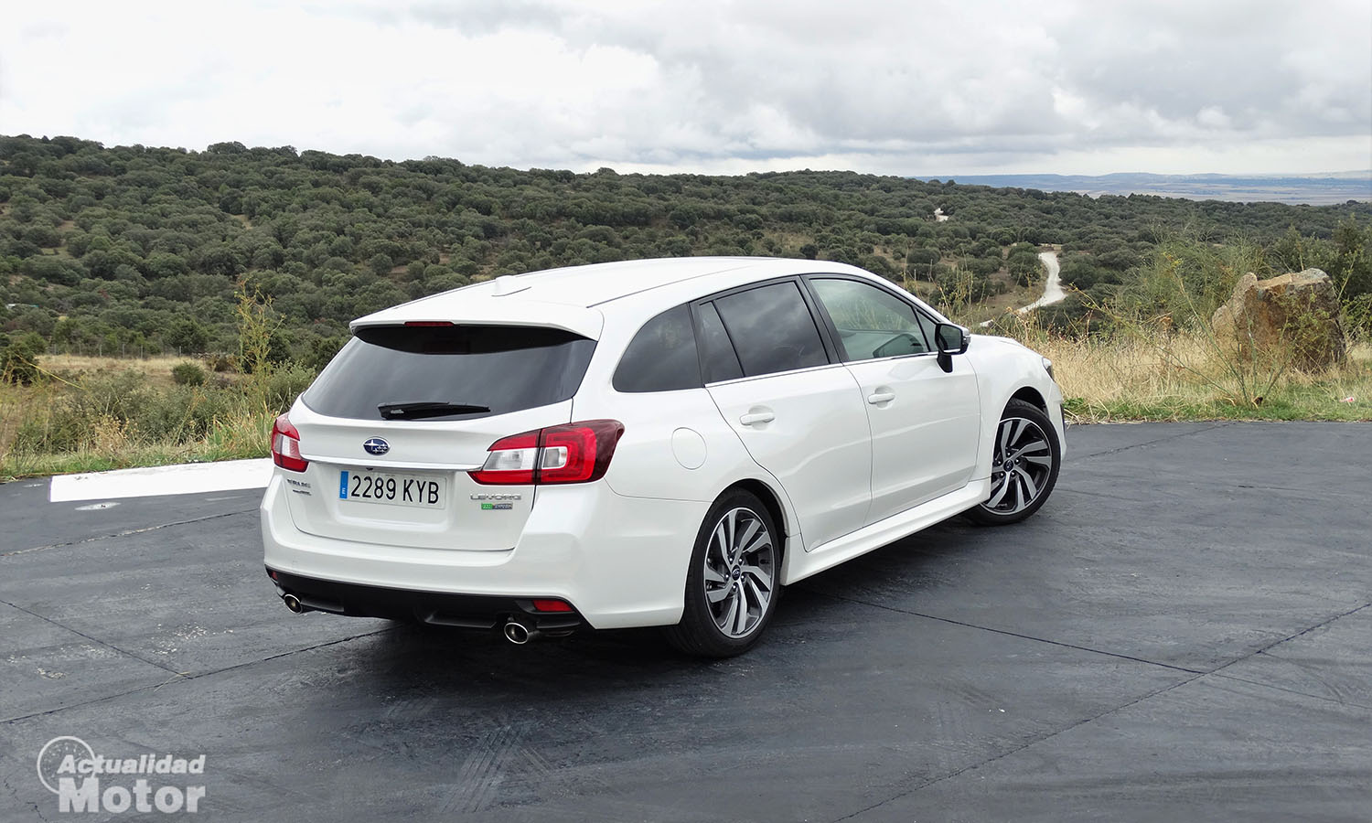 Subaru Levorg 2.0i 150 CV Executive Plus GLP 4x4