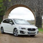 Prueba Subaru Levorg Executive Plus 150 CV delantera