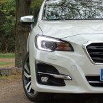Prueba Subaru Levorg detalle faro LED