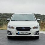 Prueba Subaru Levorg diseño frontal