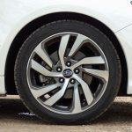 Prueba Subaru Levorg llantas de aleación