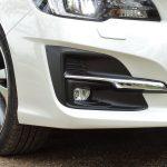 Prueba Subaru Levorg faros antinieblas
