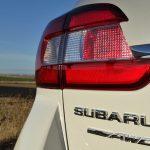 Prueba Subaru Levorg inscripción AWD