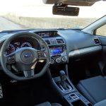 Prueba Subaru Levorg puesto de conducción