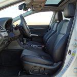 Prueba Subaru Levorg plazas delanteras