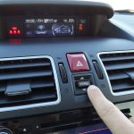 Prueba Subaru Levorg pantalla superior salpicadero