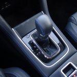 Prueba Subaru Levorg palanca de cambios