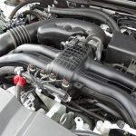 Subaru Levorg motor adaptado a GLP
