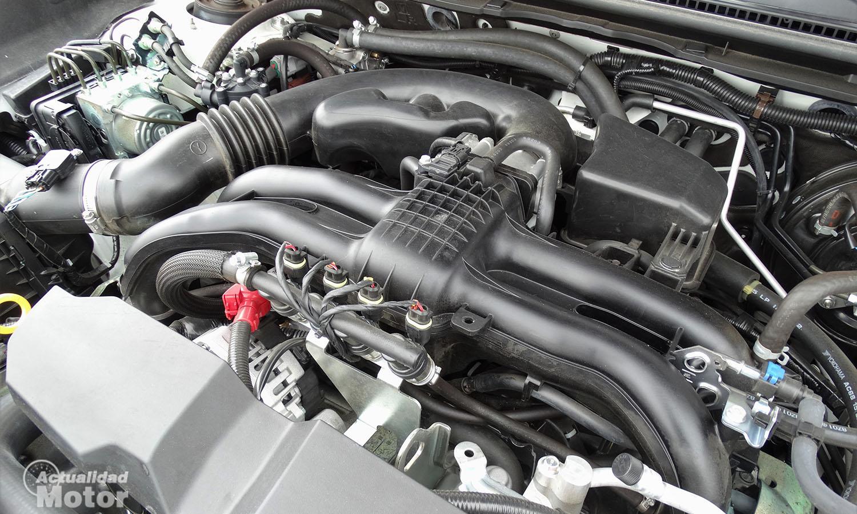 Prueba Subaru Levorg versión adaptada a GLP