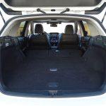 Prueba Subaru Levorg maletero con asientos tumbados