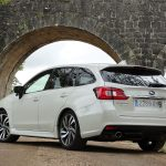 Prueba Subaru Levorg Eco BiFuel 150 CV Executive Plus
