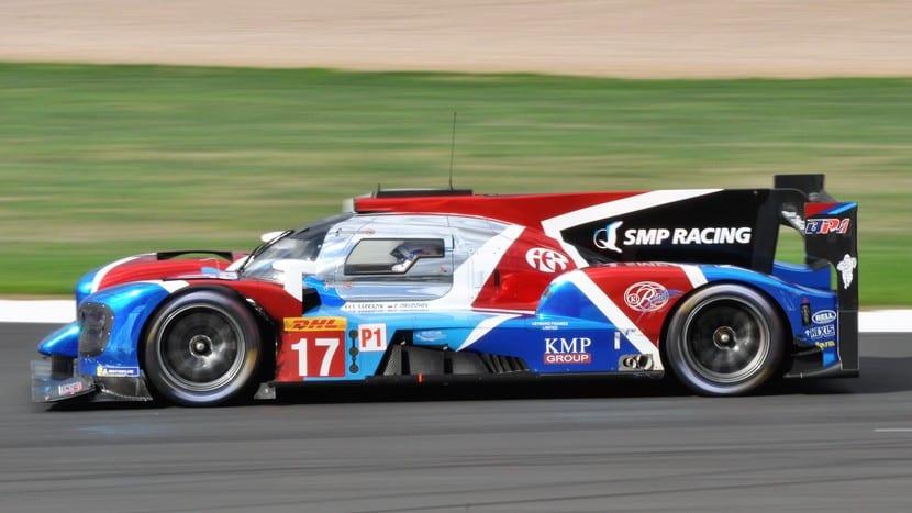 SMP Racing LMP1