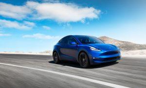 El Tesla Model Y se fabrica antes