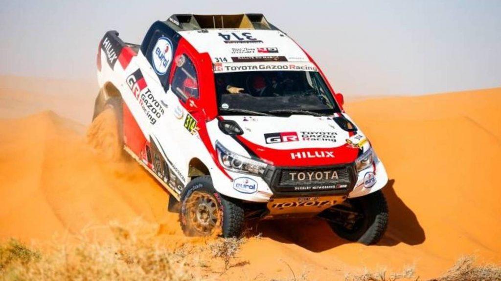 Toyota Hilux de Fernando