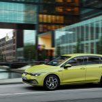 Nuevo Volkswagen Golf dinámica urbana