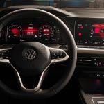 Volkswagen Golf puesto conducción