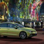 Nuevo Volkswagen Golf estática
