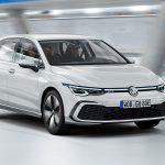 Volkswagen Golf GTE perfil
