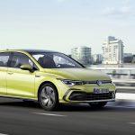 Volkswagen Golf mkviii dinámica