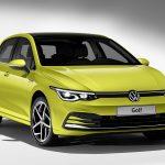 Volkswagen Golf mkviii perfil delantero