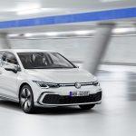 Volkswagen Golf mk8 híbrido enchufable dinámica