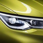 Volkswagen Golf mk8 faro LED
