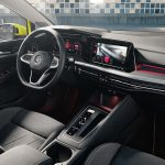 Volkswagen Golf mk8 diseño interior