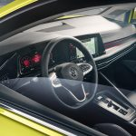 Volkswagen Golf mk8 interior