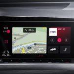 Volkswagen Golf 2020 pantalla central