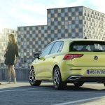 Volkswagen Golf trasera