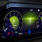 Volkswagen Golf cuadro de instrumentos digital
