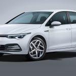 Volkswagen Golf 2020 perfil filtrado