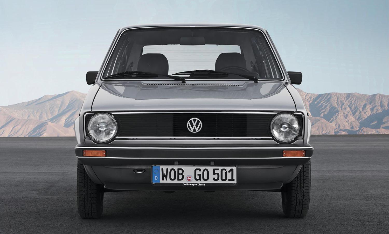 Volkswagen Golf de primera generación