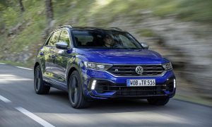 Volkswagen T-Roc R dinámica
